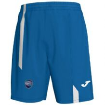 Newtown Forest FC Joma Supernova Bermude Shorts Royal/White Adults 2019